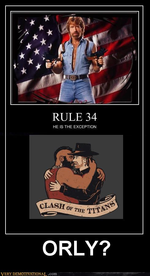 chuck norris,hilarious,no exceptions,Rule 34