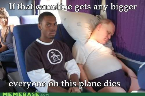 airplane cameltoe Memes nagger plane - 4732028928