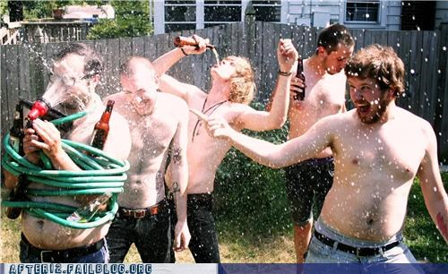 beer group photo hose shirtless - 4732132864