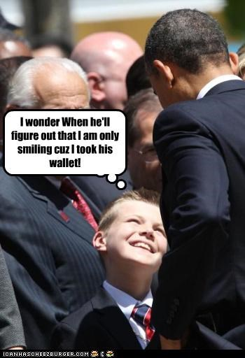 barack obama,children,political pictures