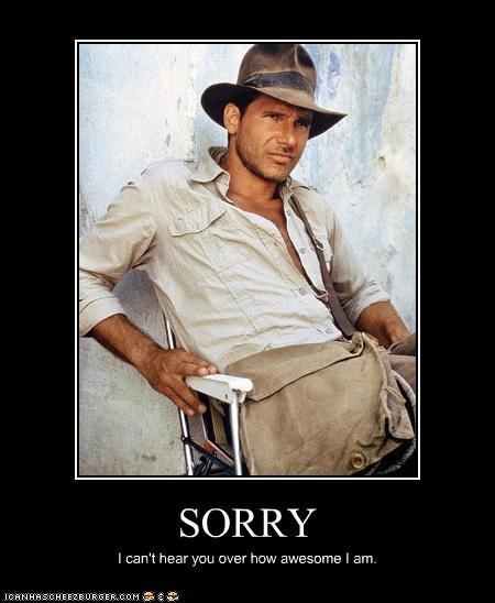 actor celeb demotivational funny Harrison Ford - 4732434688