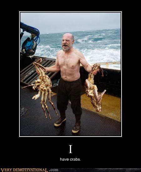 boat crabs hilarious huge VD - 4732595712