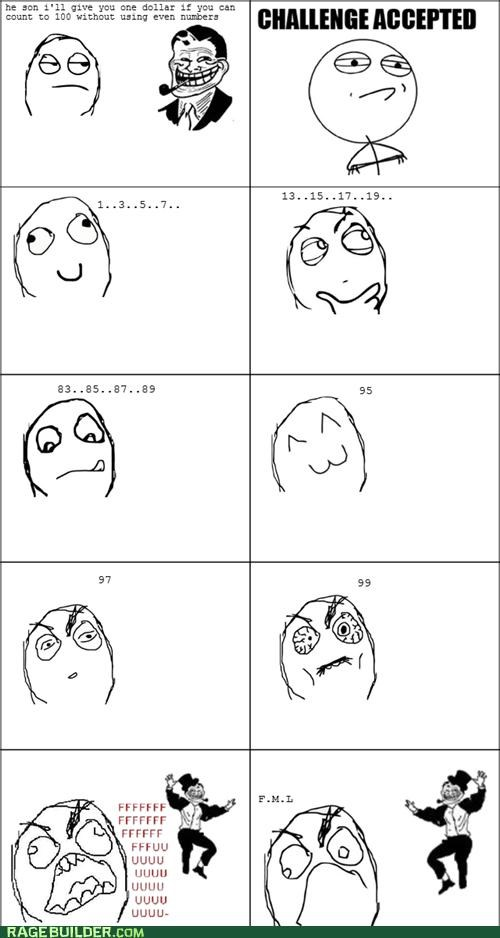 101,blonde,counting,even,Rage Comics