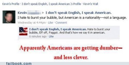 ignorance language merica - 4732813568