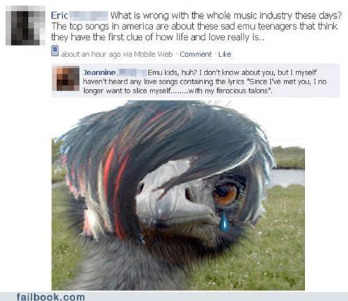emo,emu,image