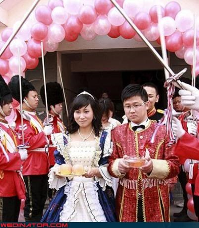 China funny wedding photos Hall of Fame imposters royal wedding - 4733586432