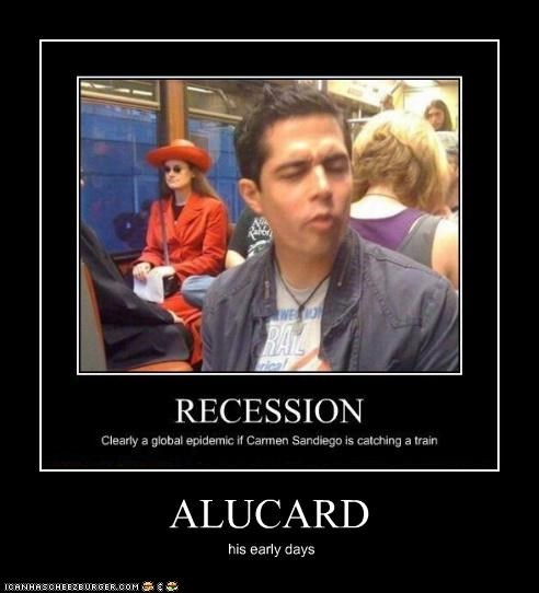 ALUCARD his early days