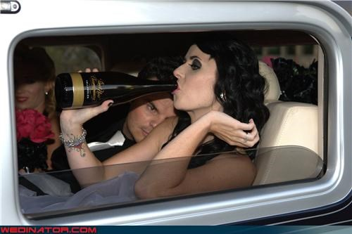 alcohol boozing bride bride funny wedding photos - 4735189504