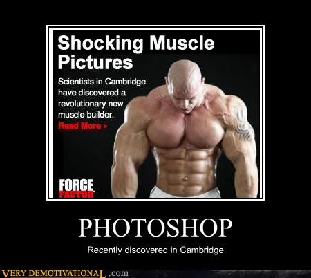 PHOTOSHOP Recently discovered in Cambridge