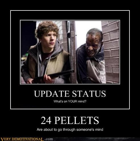 hilarious,Movie,shotgun,Zombieland,zombie