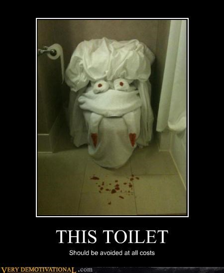 bloddy,dangerous,hilarious,toilet