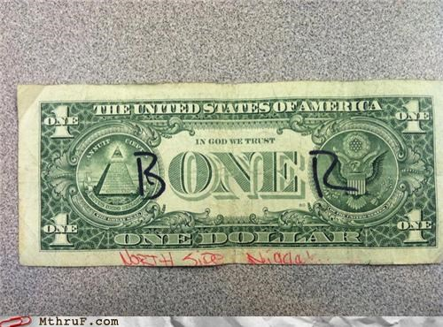 boner,dollar bill,north side,retail