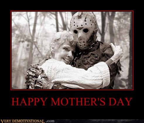 hilarious horror movie jason mothers day - 4740672768
