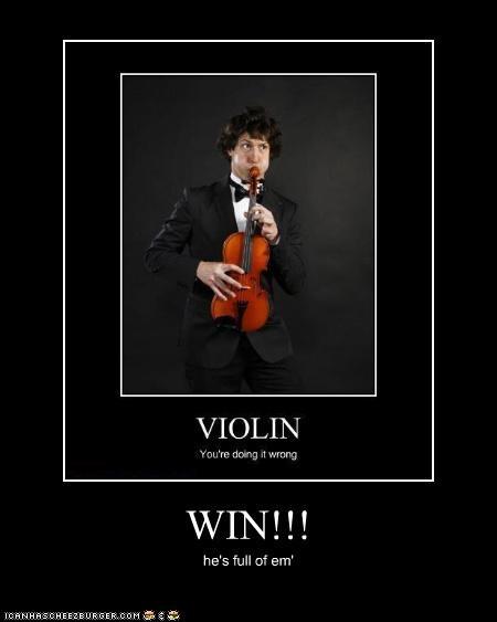 WIN!!! he's full of em'