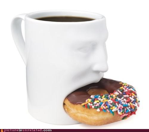 coffee cup donut invention wtf - 4741337344
