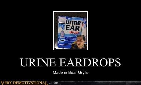 bear grylls hilarious urine - 4741737728