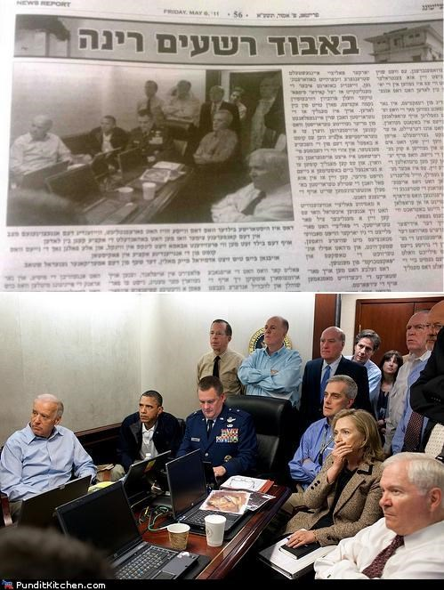 Hillary Clinton photoshop political pictures situation room - 4742651392