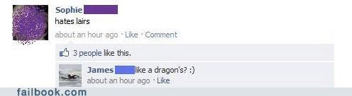 dragon,spelling,your friends are laughing at you