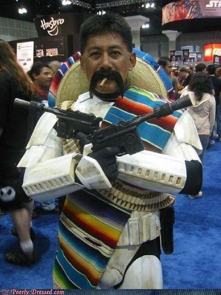 latin america sombrero stormtrooper - 4743176960