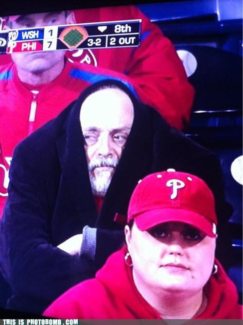 awesome baseball grumpy old man