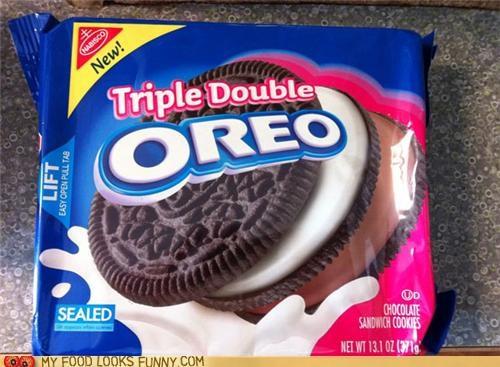 chocolate cookies cream filling omg oreo stuffed - 4743276032