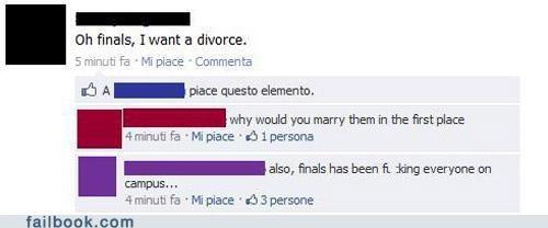 divorce finals school witty reply - 4743469824