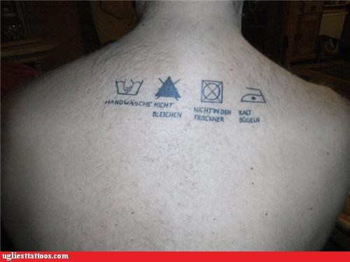 instructions,tattoos,funny