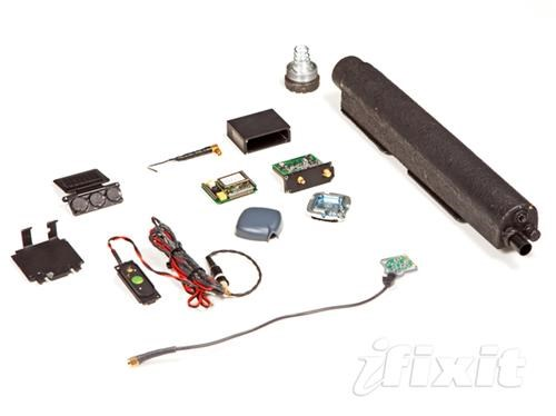 FBI,gps,iFixit,teardown,Tech,tracking device,Wired