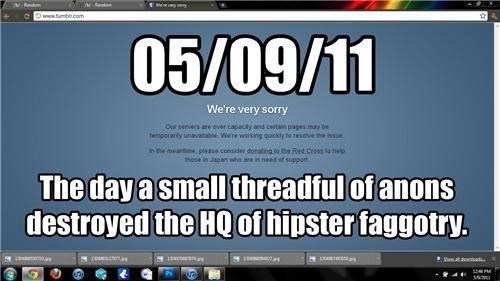 4chan,ddos attacks,LOIC,stupid fights,Tech,tumblr