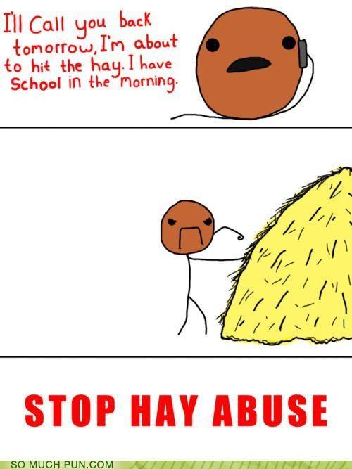 figure of speech hay literalism saying stop - 4743753472