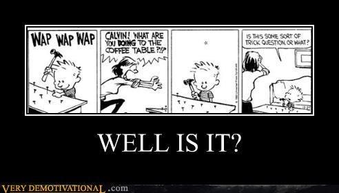 calvin-hobbes comic hilarious question - 4743783424