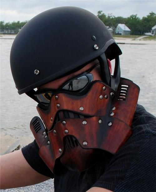 etsy,leather,masks,motorcycle,movies,star wars,stormtrooper