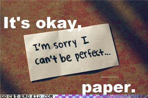 Really, It's Okay