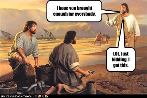 color funny historic lols jesus religion - 4744380160