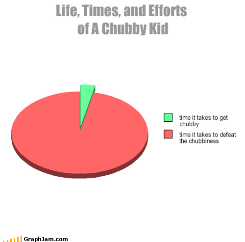 Life, Times, and Efforts of A Chubby Kid
