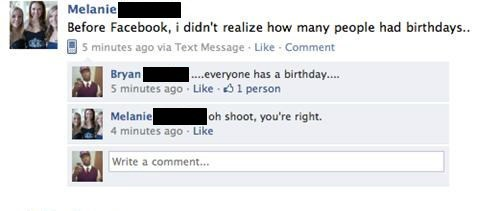 birthdays,before facebook,happy birthday