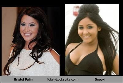bristol palin reality stars snooki - 4745714688