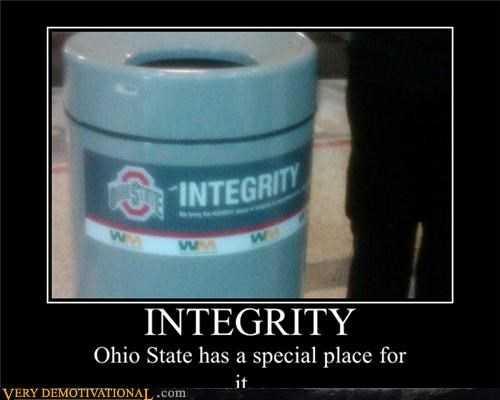 hilarious integrity ohio schoo state trash - 4745982720