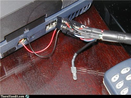 cable computer repair laptop s-video wires wtf - 4746381056