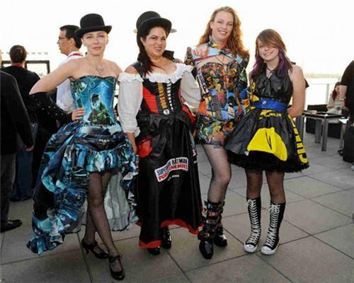 bags comic con comics DIY dresses fashion - 4746392576