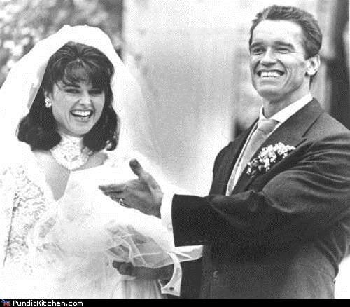 Arnold Schwarzenegger california Governor Maria Shriver poltical pictures - 4746785024