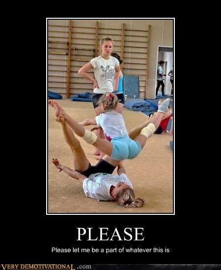 flexible gym Pure Awesome Splits - 4747138816