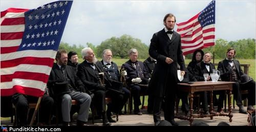 abraham lincoln film political pictures vampires - 4747141120