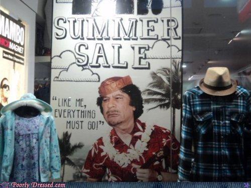 muammar gadaffi sales - 4747188480