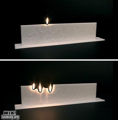 candles design fire pyromania - 4747771904