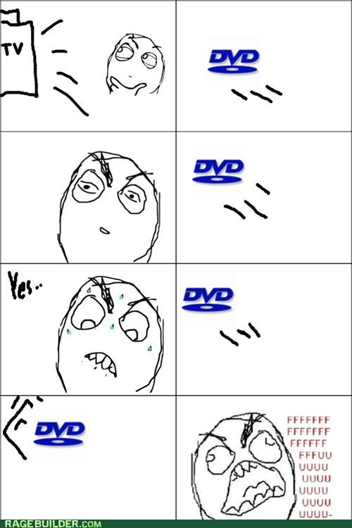 corner DVD hit Rage Comics TV