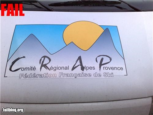 acronym,crap,europe,failboat,french,g rated