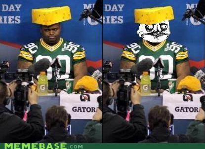 camera,cheese,football,gator,hat,me gusta