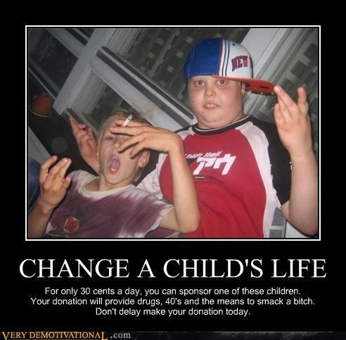 gangsta idiots kids wtf - 4748903680