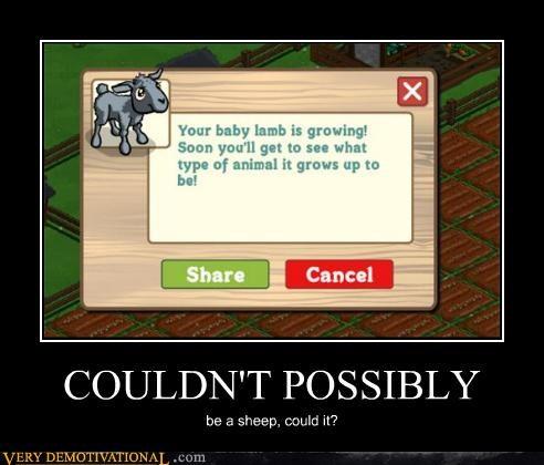 dumb question idiots sheep video games - 4749534720
